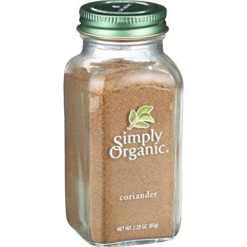 SIMPLY ORGANIC BTL CORIANDER ORG, 2.29 OZ by Simply Organic