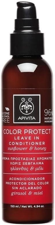 Apivita - Acondicionador protector color sin aclarado girasol & miel
