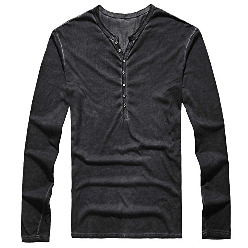Men Short Sleeve Button Down Shirts Black Tank Top Shirt Long Sleeve Tee Shirts Yellow Polo Shirt Hooded Litter Box Blue Henley Shirt Dress Shirt Tuxedo Shirts Slim Fit ()