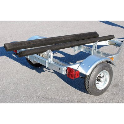 - C.E. Smith Multi-Sport Trailer - 11ft.8in.L x 4ft.6in.W, 800-Lb. Load Capacity, Model# 48810 by CE Smith