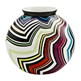 Richard Ginori MISSONI HOME vase ZIGO cm 33