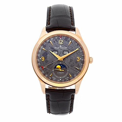 Jaeger LeCoultre Master automatic-self-wind mens Watch Q1552540 (Certified Pre-owned)