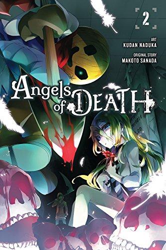 Angels of Death, Vol. 2 (Satsuriku no Tenshi, Band 2)