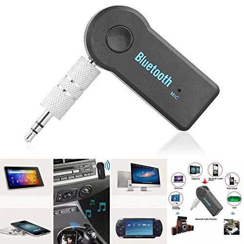 Stereo Audio USB Bluetooth 2.0 Music Receiver Adapter - 6