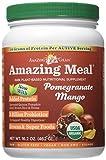Amazing Grass Amazing Meal Pomegranate Mango Infusion Amazing Grass 16.2 oz Powder