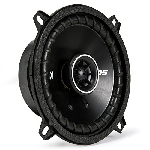 "Kicker DSC50 DS Series 5.25"" 4-Ohm Coaxial Speaker"