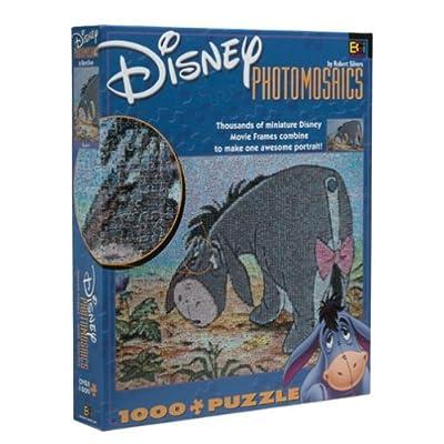 Disney Photomosaic Eeyore Jigsaw Puzzle 1026pc By Buffalo Games By Buffalo Games