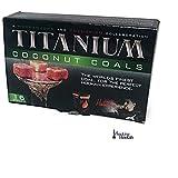 The Titanium Coconut Coal 16ct