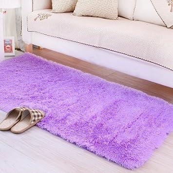GRENSS 50 * 100/120/160 Cm Soft Big Teppiche Für Schlafzimmer Streifen  Bettseit