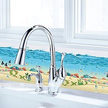 Pegatina pared vinilo decorativo waterproof para cuartos de baño ...
