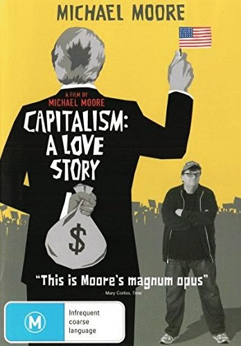 Capitalism - A Love Story DVD