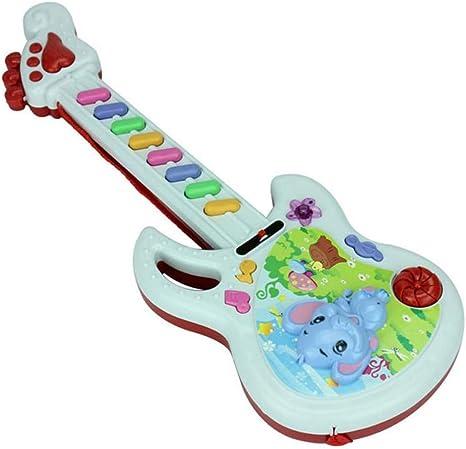 Toy Bebé acústico Elefante Guitarra Instrumento Musical bebé ...