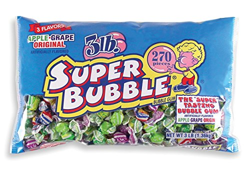 Super Bubble Bubble Gum