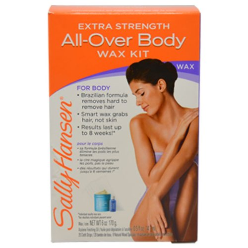Sally Hansen All-Over Body Wax Kit X-Strength