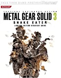 Metal Gear Solid 3??: Snake Eater(tm) Limited Edition Strategy Guide by Dan Birlew (2004-12-02)