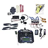 QWinOut DIY F330 330MM Airframe 2.4G 6CH RC Quadcopter ARF Combo Full Set Drone with GPS APM2.8 Flight Control (All Parts included for Ready to Fly, Unassembly)