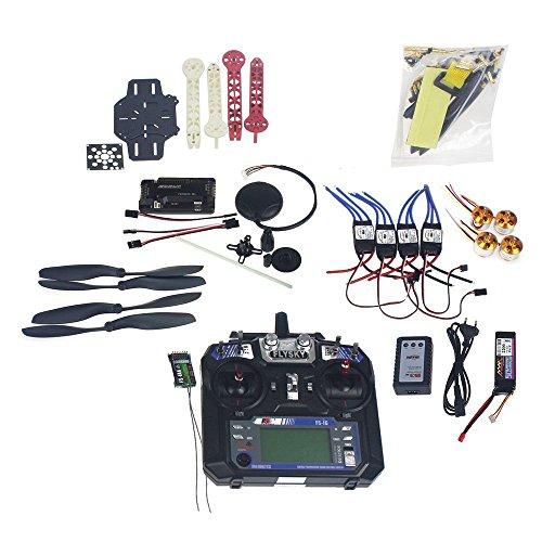 quad copter arf combo kit - 9