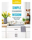 Product picture for Good Housekeeping Simple Cleaning Wisdom: 450 Easy Shortcuts for a Fresh & Tidy Home (Simple Wisdom) by Good Housekeeping