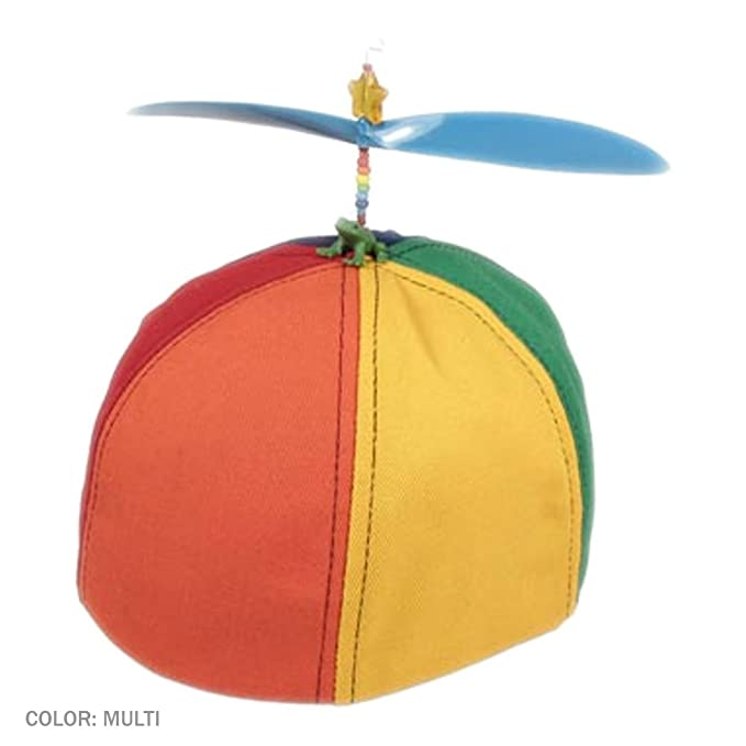 Amazon.com  Village Hat Shop Propeller Beanie (S 3c82dd64217