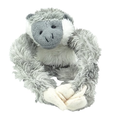 Soft Farm/Safari Fridge Magnets Magnetic Mates Animals - Various Animals (Grey Monkey)