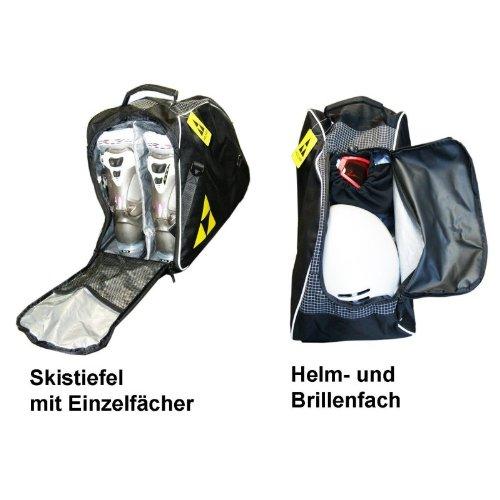 Fischer Bolsa Boot Helmet Bag Eco para casco o Botas de esquí: Amazon.es: Deportes y aire libre