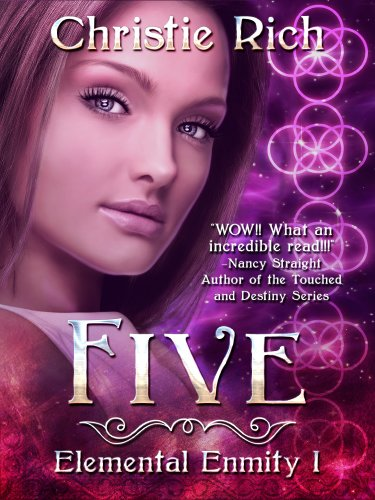 Five (Elemental Enmity Series Book I) by [Rich, Christie]
