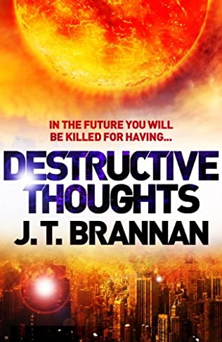 book cover of Destructive Thoughts