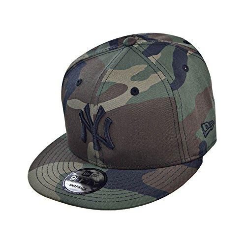 New Era New York Yankees 9Fifty Men's Snapback Hat Cap Camo/Black 70387068 (Size os)