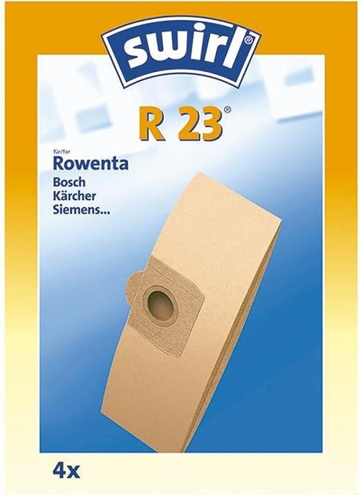 5 Staubsaugerbeutel passend für AquaVAC Bosch DeLonghi Rowenta Siemens
