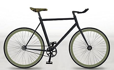 Choose Your Bike Bicicletta A Scatto Fisso Militare Dimensioni 56