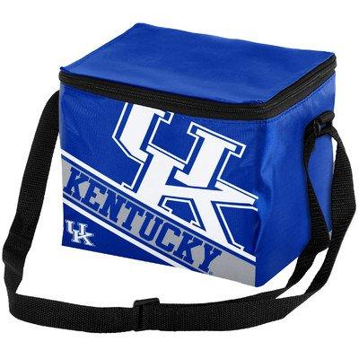FOCO Kentucky Big Logo Stripe 6 Pack (Kentucky Cooler)