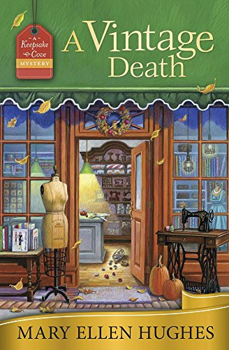 Book Cover: A Vintage Death