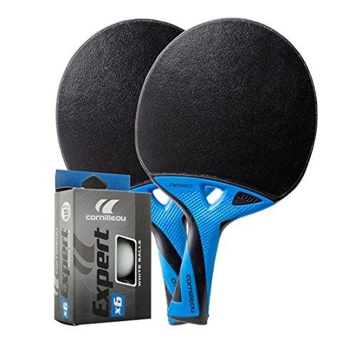 お買い得モデル Cornilleau Nexeo x90 B009VKCE8G 2-playerテーブルテニスラケットとボールセット x90 Nexeo B009VKCE8G, ジュエリー工房 Alma:bfc7e0d0 --- arianechie.dominiotemporario.com
