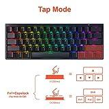 Durgod HK Venus RGB Mechanical Gaming Keyboard
