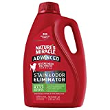 #1: Nature's Miracle P-98143 Advanced Dog Stain Odor Remover