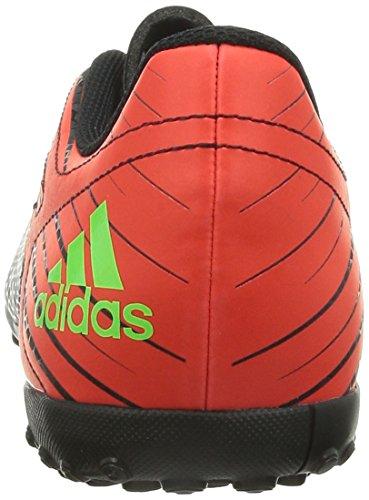 Negro 000 15 Messi Para 4 rojsol Botas Tf versol De Adidas Hombre negro negbas Fútbol z6q5q