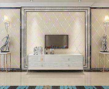 Xzzj modernen minimalistischen schlafzimmer tapete d