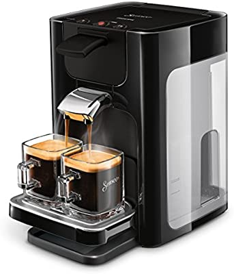 Senseo HD7865/60 - Cafetera (Independiente, Máquina de café en cápsulas, 1,2 L, Dosis de café, Negro): Amazon.es: Hogar