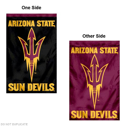 Arizona State University Banner House Flag