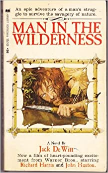 Man in the wilderness book