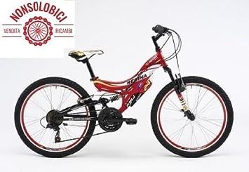 Bicicleta Bicicleta Mountain Bike Reina 24 18 V Replica Moto GP ...