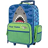 14.5 Inches Stephen Joseph Personalized Llama Classic Rolling Luggage Suitcase Carry On Travel Bag