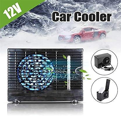 gaeruite Mini Aire Acondicionado Coche, Ventilador de enfriamiento ...