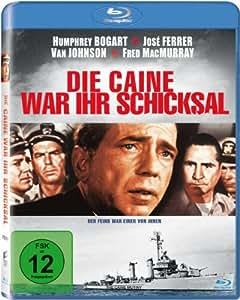 Die Caine war Ihr Schicksal [Alemania] [Blu-ray]