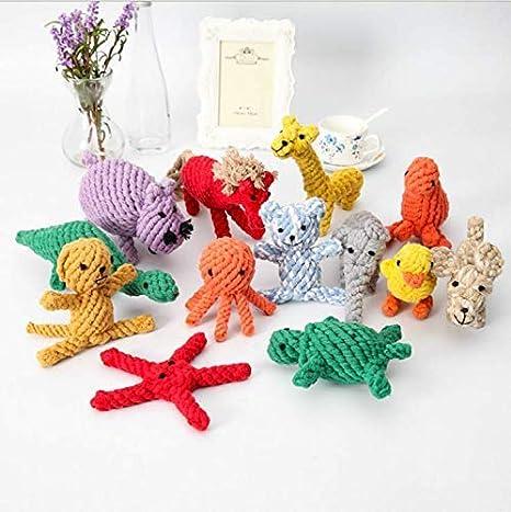 Amazon.com: Fran_store 7 Pacs Puppy Doy juguetes para ...