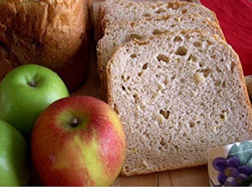 The Prepared Pantry Knobby Apple Cinnamon Gourmet Bread Machine Mix (for oven (Gourmet Bread)