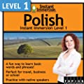Instant Immersion Level 1 - Polish