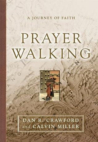 book cover of Prayer Walking