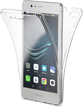 NALIA Funda Carcasa Compatible con Huawei P9 Lite, Protectora 360 ...