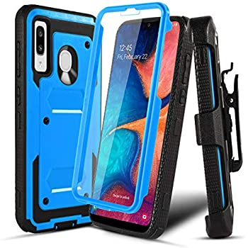 Amazon.com: Aetech Phone Case for Samsung Galaxy A20 ...